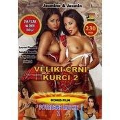 DVD: VELIKI ČRNI KURCI 2 + POTREBNE MUCKE 2