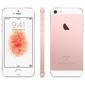 APPLE pametni telefon iPhone SE 16GB, rozi