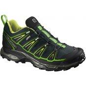 SALOMON pohodniški čevlji x ULTRA 2 GTX 397840, črni-zeleni