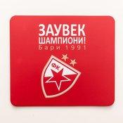 FK Crvena zvezda podlaga za miš