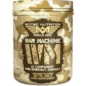 SCITEC NUTRITION MA War Machine, pomaranča, 350g