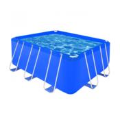 VIDAXL pravokutni nadzemni bazenski okvir 400 x 207 x 122 cm