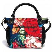 DESIGUAL ženska ročna torbica, večbarvna