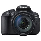 CANON DSLR fotoaparat EOS 700D + 18-135 IS STM (KIT)