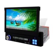 VIDAXL zložljiv zaslon na dotik 1 DIN 7 Inch MP3 MP5 FM radio