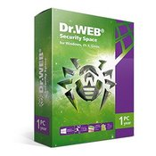 Dr.Web antivirusni program Security Space
