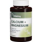 VITAKING minerali Calcium+ Magnesium, 100 tablet