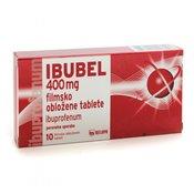 Ibubel 400 mg, filmsko obložene tablete