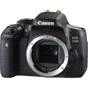 CANON D-SLR fotoaparat EOS 750D + EF-S 18-135 mm IS STM