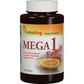 VITAKING vitamini Mega-1 Family, 120 kapsul