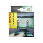 Avtomobilska Ĺľarnica Bosch H7 Xenon Silver, par