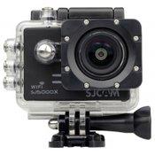 SJCAM sportska kamera s vodootpornim kućištem SJ 5000X Elite, crna