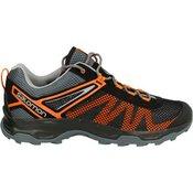 SALOMON mehki moški pohodni čevlji x ultra mehari (L40159300), (št. 41.3), črni-sivi-oranžni