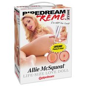 PIPEDREAM lutka ALLIE MCSQUEAL