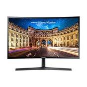 Samsung LC27F396FHUXEN, 27'', panel VA, HDMI/D-Sub, Curved, FreeSync (LC27F396FHUXEN)