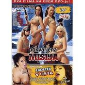 DVD: POKVARJENA MISIJA