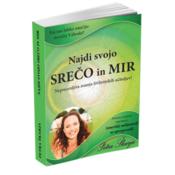 knjiga Najdi svojo srečo in mir