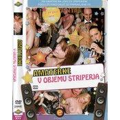 DVD: Amaterke v objemu striperja