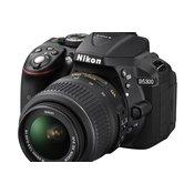 NIKON D-SLR fotoaparat D5300 CRNI + 18-55mm VR