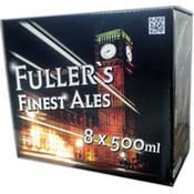 FULLERS darilni paket FINEST ALES 8X500ML