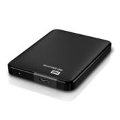 WD vanjski TVrdi disk ELEMENTS PORTABLE 750GB WDBUZG7500ABK-EESN
