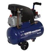 batni kompresor Elektro-Maschinen E 241/8/24 Blue