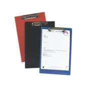 Podloga za papir A4 pvc crveni Office depot