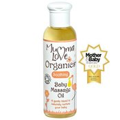 MUMMA LOVE ORGANICS masažno olje za malčke 100ml
