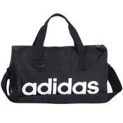 Črna in bela torba za fitnes za otroke