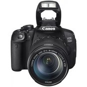 CANON D SLR fotoaparat EOS 700D + 18-135MM IS STM