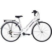 Nakamura Universal W, ženski gradski bicikl, bela