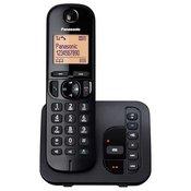 PANASONIC bežični telefon KX-TGC220FXB CRNI
