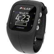 POLAR ura za merjenje srčnega utripa brez prsnega pasu Polar A300, črna