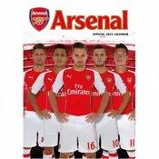 Arsenal kalendar 2015