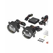 Osram Dnevna svjetla za vožnju i maglenke Osram LEDriving FOG+ DRL LED, (promjer x D) 90 mm x 97