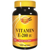NATURAL WEALTH Vitamin E 200
