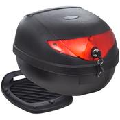 vidaXL Pretinac za kacigu na motociklu, 36 L