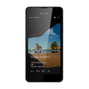 MICROSOFT pametni telefon LUMIA 550, crni