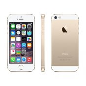 APPLE iPhone 5S 16GB ZLATO/BEL + DARILO