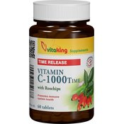 VITAKING vitamini Vitamin C-1000 Time, 60 tablet