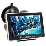 """Blueberry GPS 2GO447 4,3"""""""",480x272,4GB,128MB RAM, EU MAPS,Speaker"""
