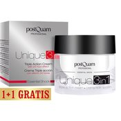 POSTQUAM krema proti gubam Unique Triple Action 50ml (1+1 gratis)