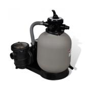 Pješčani filter s bazenskom pumpom 14''