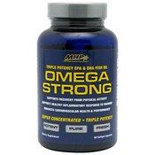 MHP maščobne kisline OMEGA STRONG, 60 softgels