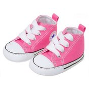 CONVERSE all star BABY CHUCK TAYLOR FIRST ST (88871), roza