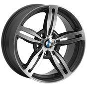 TIPSKO ALU platišče 18X8.5 5X120 ET37 72.6 WSP (ZA BMW 542)