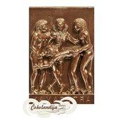 Velika čokoladna kamasutra - Dva na dva