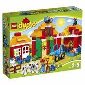 LEGO DUPLO kocke Velika kmetija (10525)