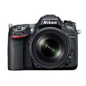 NIKON digitalni fotoaparat kit D7100 18-105 VR