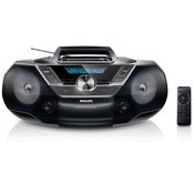 PHILIPS prenosni radio s CD predvajalnikom AZ780/12
